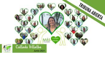 Este mes, el Grupo Municipal Mas Collado Villalba no tiene nada que decirnos