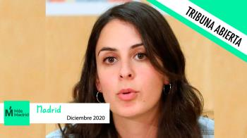 Opinión | La formación que lidera Rita Maestre en la capital no tiene nada que decir este mes de diciembre en Soyde.