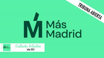 Este mes, Más Madrid no tiene nada que decirnos