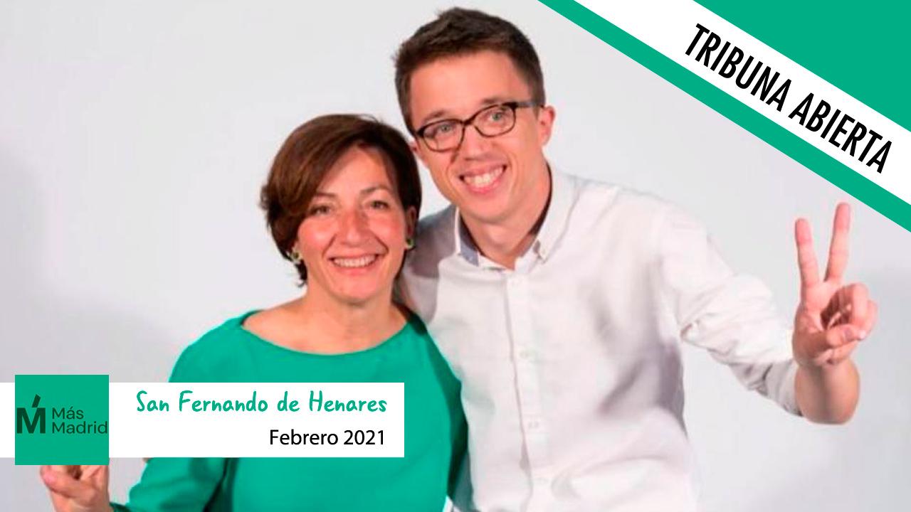 Opinión | El grupo municipal Más Madrid no tiene nada que decir este mes de febrero en Soyde.