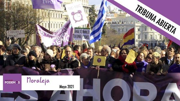 Este mes, el Grupo Municipal Podemos no tiene nada que decirnos