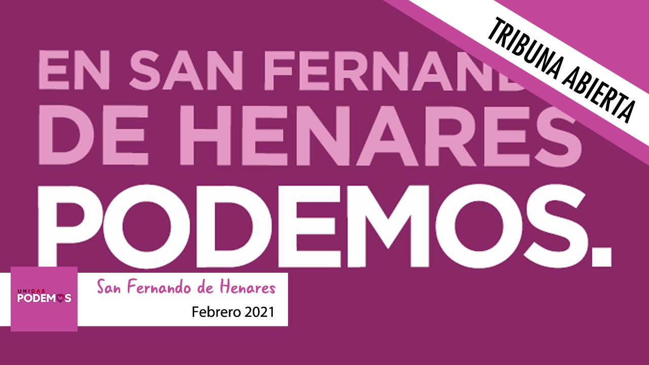 Opinión | El grupo municipal Podemos no tiene nada que decir este mes de febrero en Soyde.