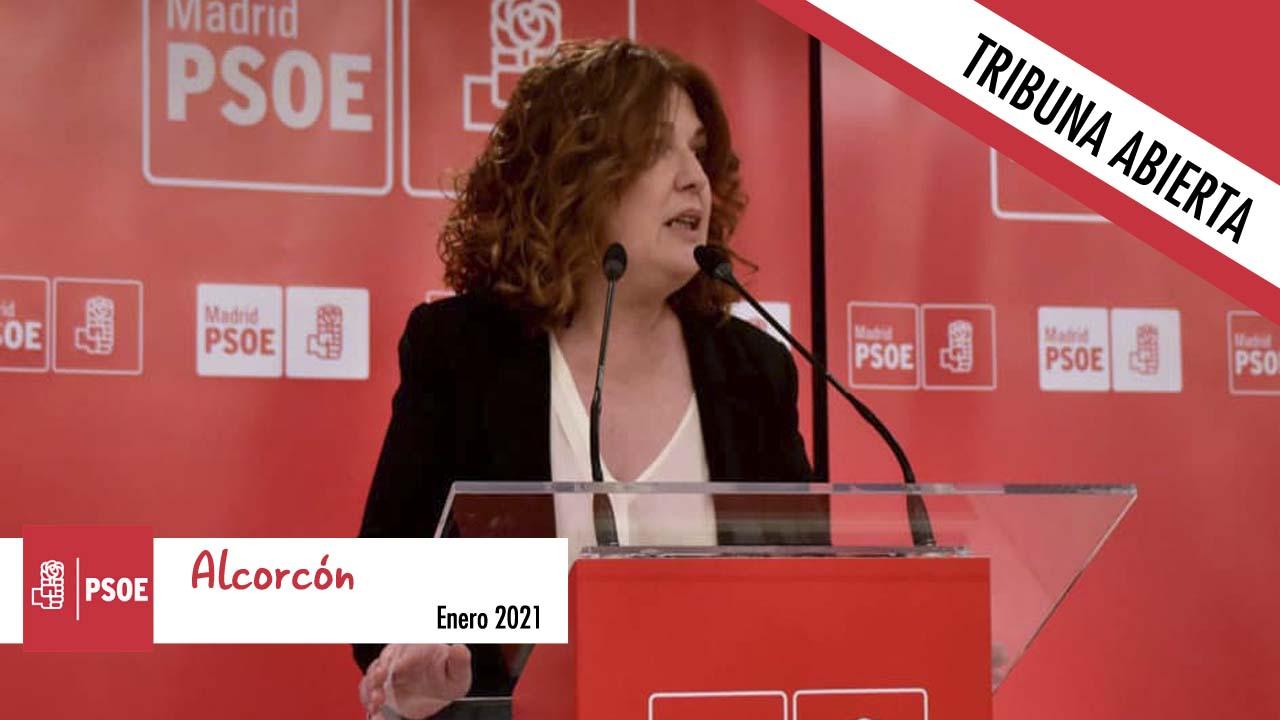 Opinión | El grupo municipal de Alcorcón no tiene nada que decir este mes