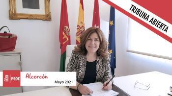 Este mes el Grupo Municipal PSOE Alcorcón no tiene nada que decirnos
