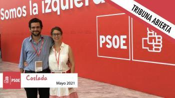 Este mes el Grupo Municipal PSOE Coslada no tiene nada que decirnos