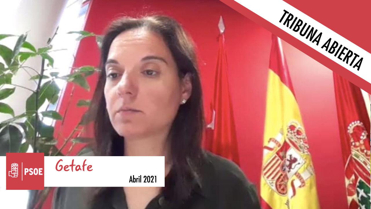 Este mes el Grupo Municipal PSOE Getafe no tiene nada que decirnos