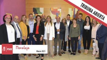 Tribuna abierta PSOE Moraleja de Enmedio