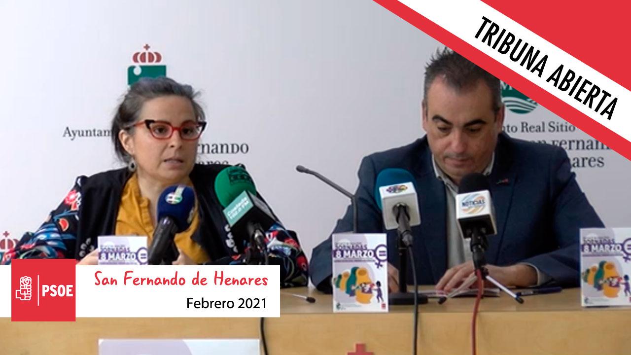 Opinión | El grupo municipal PSOE no tiene nada que decir este mes de febrero en Soyde.