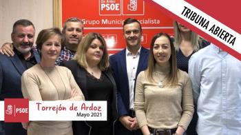 Los torrejoneros/as ,mantienen al PSOE como segunda fuerza política en la ciudad, pero los resultados del 4M llaman a un proceso de reflexión interno