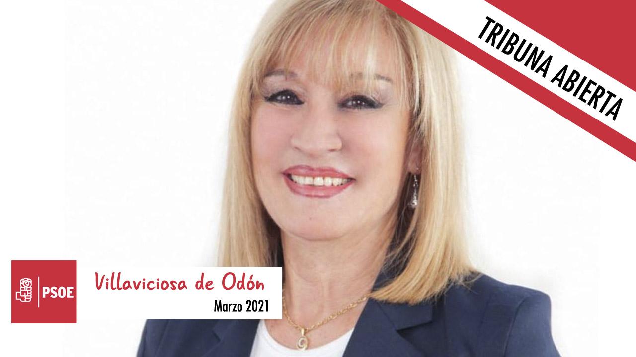 Tribuna abierta PSOE Villaviciosa de Odón