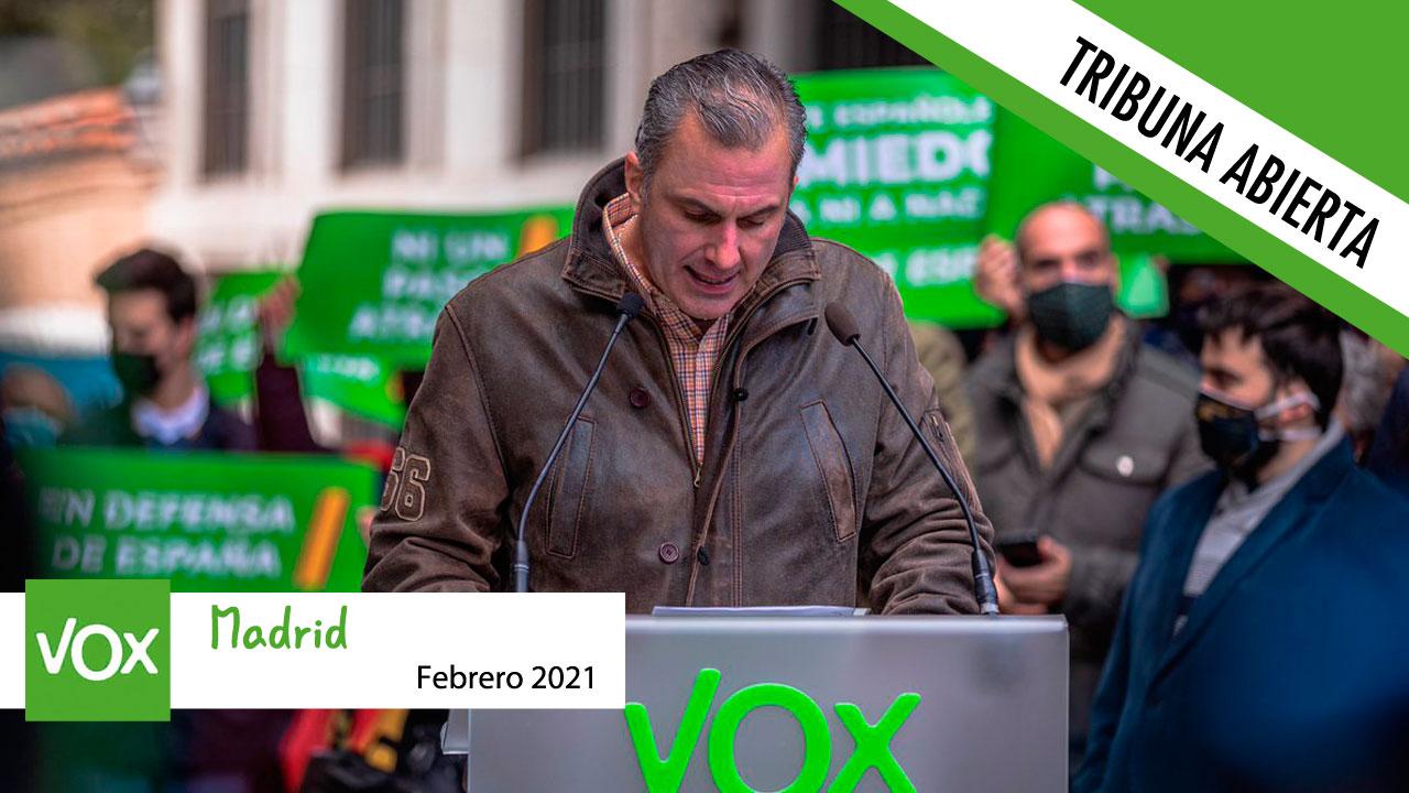 Opinión | El grupo municipal Vox no tiene nada que decir este mes de febrero en Soyde.