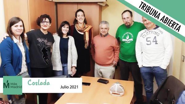 Este mes, el Grupo Municipal Más Madrid no tiene nada que decirnos