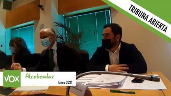 Opinión | El grupo municipal de Alcobendas no tiene nada que decir este mes