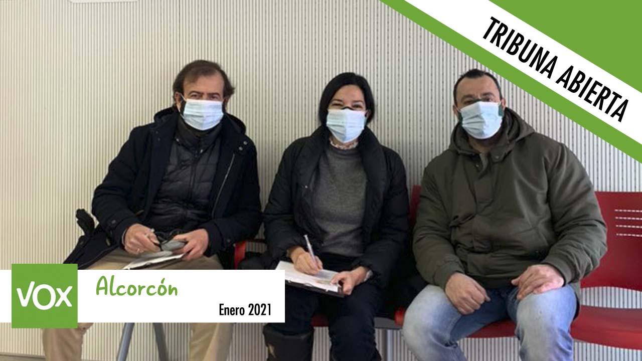 Opinión   El grupo municipal de Alcorcón no tiene nada que decir este mes