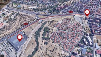 El objetivo del gobierno local es reducir el tráfico con esta nueva infraestructura