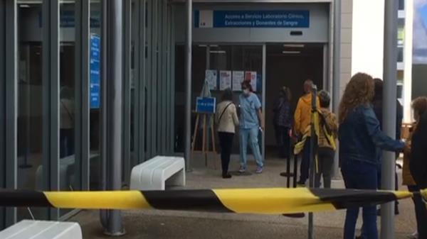 ÚLTIMA HORA VACUNACIÓN EN FUENLA | Se sigue vacunando en el Hospital de Fuenlabrada sin cita previa