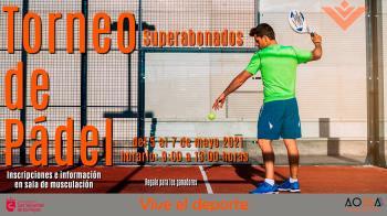 La competición tendrá lugar del 5 al 7 de mayo en el Dehesa Boyal Aossa Sport para Superabonados