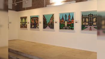 Dos exposiciones para descubrir las distintas miradas de Alcalá