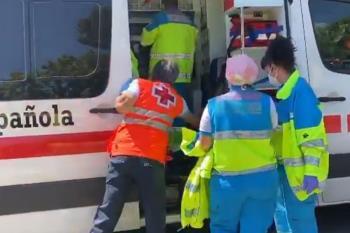 Ocurría el domingo cuando una mujer de 38 años fue atropellada en un paso de peatones de Majadahonda y la autora se dio a la fuga
