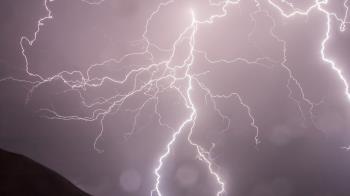 Desde el 112 nos recuerdan lo que nunca debemos hacer en caso de tormenta eléctrica