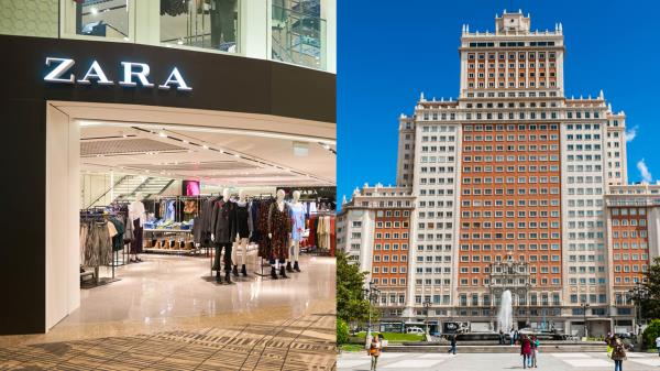 El edificio tendrá también otras marcas del gigante Inditex