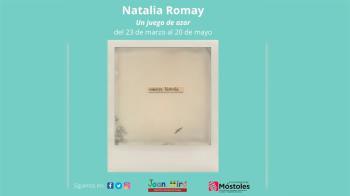 Natalia Romay presenta su nueva muestra en el Centro Sociocultural Joan Miró