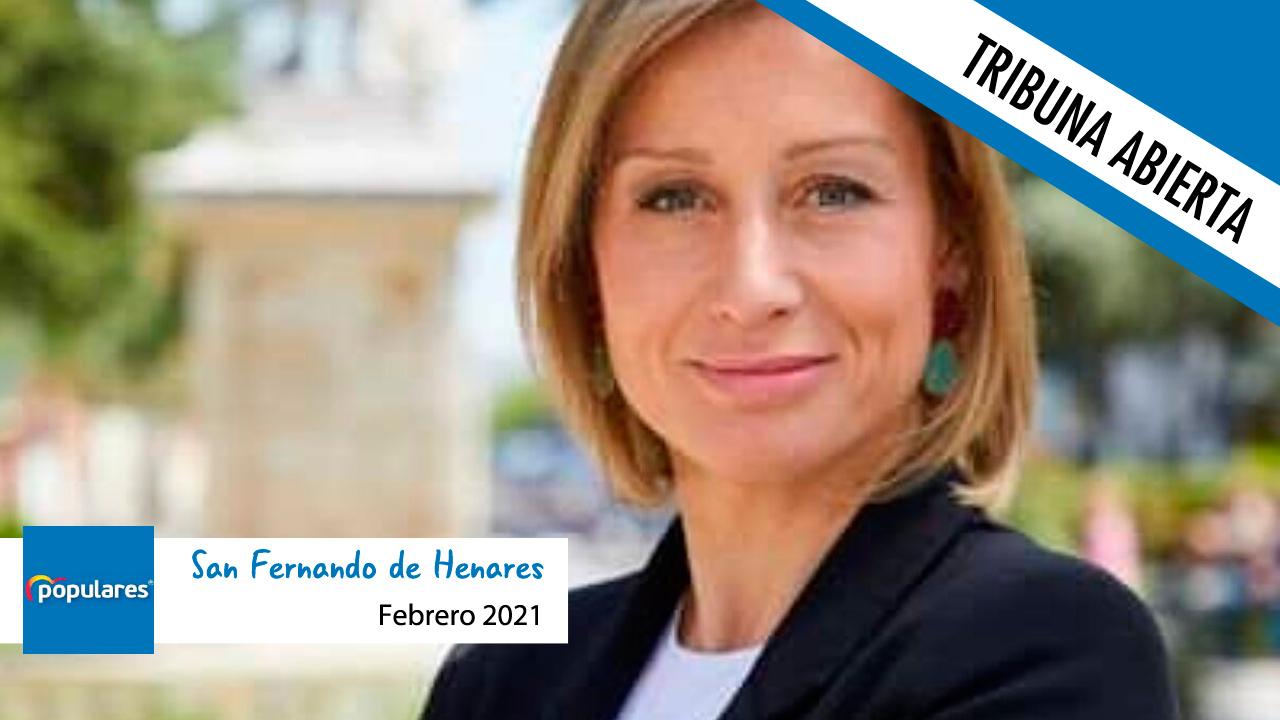 Opinión | Alejandra Serrano, portavoz del PP, reflexiona sobre el 2020