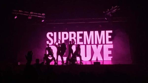 """Supreme De Luxe: """"Uno de los momentos más bonitos que he vivido en un escenario"""""""
