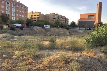 10 años llevan reclamando la construcción de este centro de salud que nunca llega