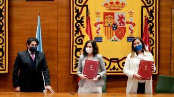 El Ejecutivo madrileño trabaja con el Ayuntamiento de Móstoles para la reubicación de todas las familias del asentamiento