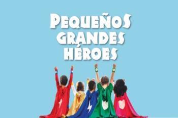 La empresa lanza el concurso 'Pequeños grandes héroes' para rendir homenaje a los niños durante el confinamiento