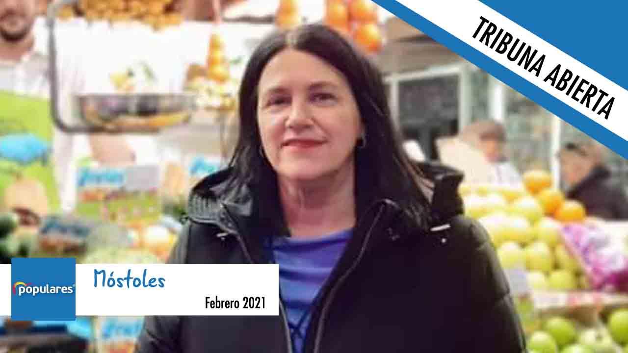 Opinión | Mirina Cortés, Portavoz del PP en Móstoles, preocupada por los Presupuestos