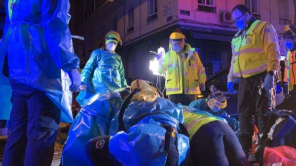 Las autoridades barajan dos posibilidades acerca de la situación del trabajador