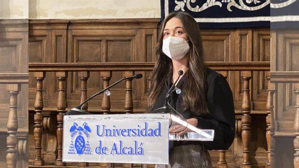"""La investigadora ha sido seleccionada para formar parte del programa de posgrado """"Eye For AI"""" de la Organización Sueca de Inteligencia Artificial"""