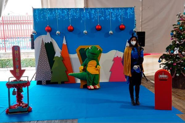 Una comitiva de elfos recogerá las cartas para Papá Noel y Reyes Magos