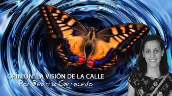 Una mariposa aletea sus alas en Murcia, y se desata el huracán