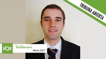 Opinión|Tribuna abierta de José Luis Pérez del Álamo, Concejal de VOX Valdemoro