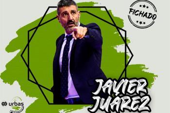 El técnico turolense se convierte en nuevo entrenador del club fuenlabreño