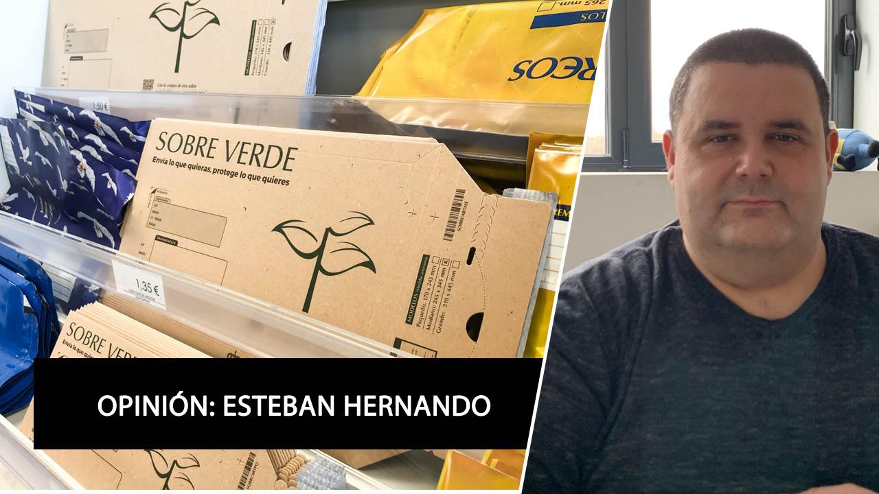 Opinión de Esteban Hernando, director de Soy-de.
