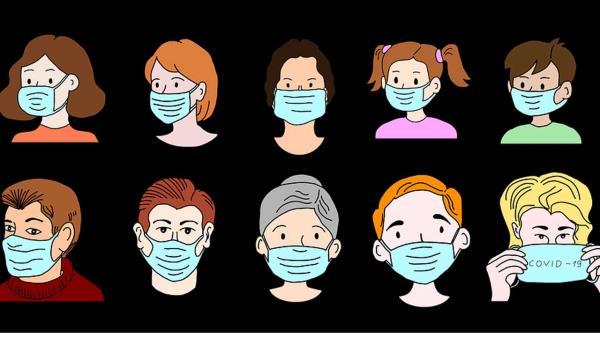 La variante delta es la culpable del 77% de los contagios ¡Cuidado!