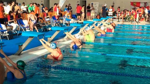El Campeonato de España de natación AXA se disputará en Valdemoro