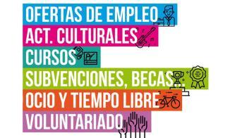 La concejalía de Juventud pone a disposición del público joven el boletín del Centro Regional de Información y Documentación Juvenil