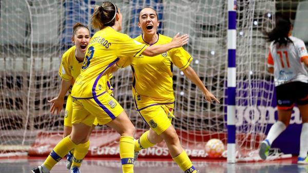 Vane Sotelo, elegida la cuarta mejor jugadora del mundo de fútbol sala