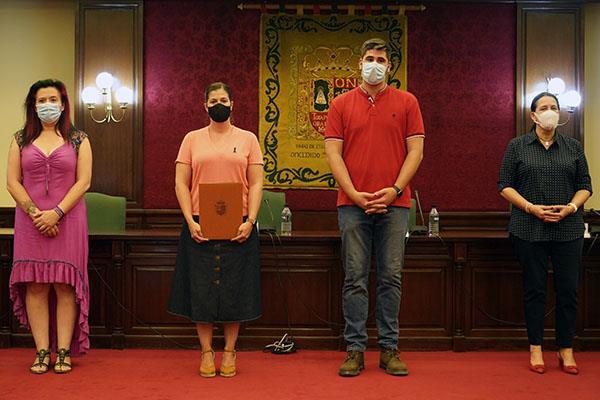 Varios grupos municipales de Móstoles firman el Pacto de Reconstrucción