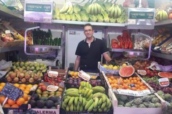 1.000 kilos de fruta para el personal sanitarios y los enfermos que esten ingresados en el hospital