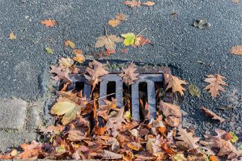 Hay grietas por filtración de aguas fecales en Coslada