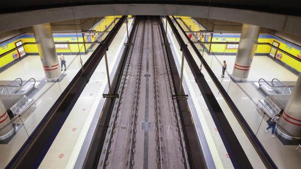 Se reducen los tiempos durante el trayecto con la reapertura de la línea 12 (Metrosur)