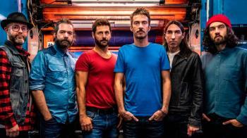 La banda estará en el Teatro Real de Madrid los próximos 26 y 27 de julio, y volverá en septiembre
