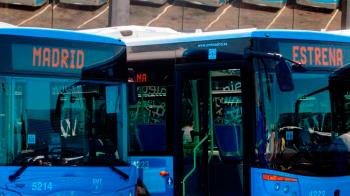 Por primera vez en la historia de Madrid, viajar en cualquier autobús de la EMT será gratuito