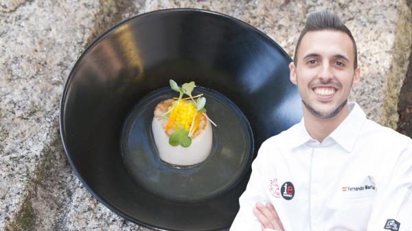 Fernando Martín Franco nos trae una nueva y deliciosa receta